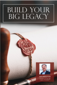 Build Your Big Legacy