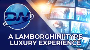 A Lamborghini Type Luxury Experience
