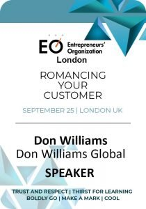 Romancing Your Customer in London